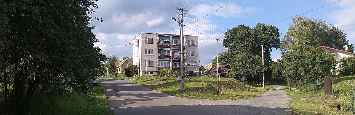 bytovka v Točnici