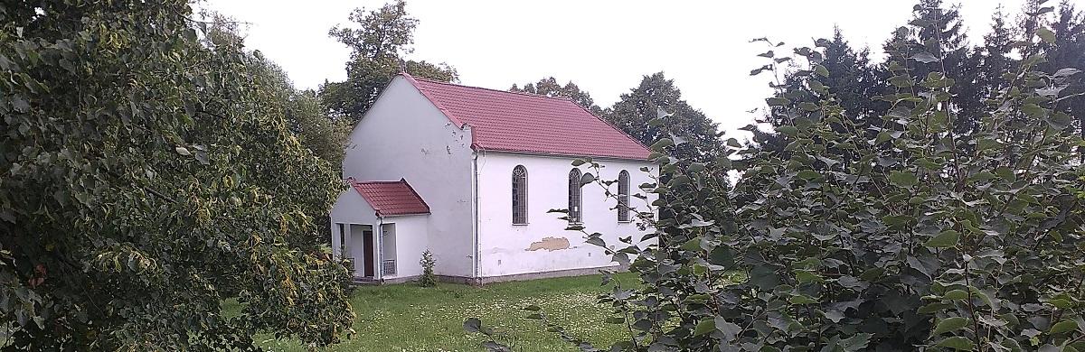 Evanjelický kostol Točnica