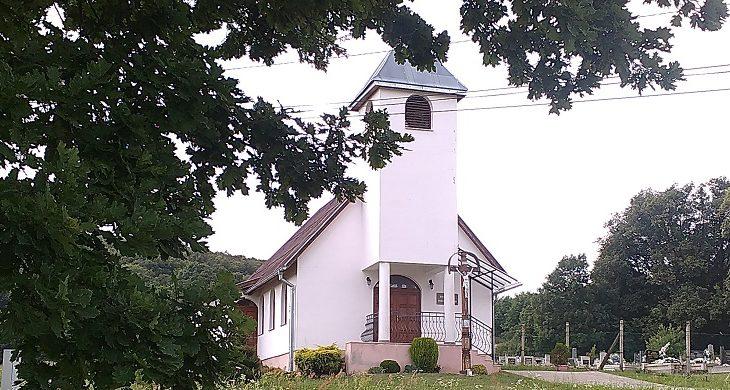 Katolícky kostol Točnica